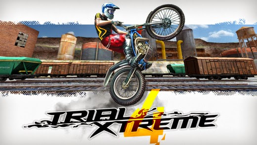 Trial Extreme 4 APK Android Game Free Download