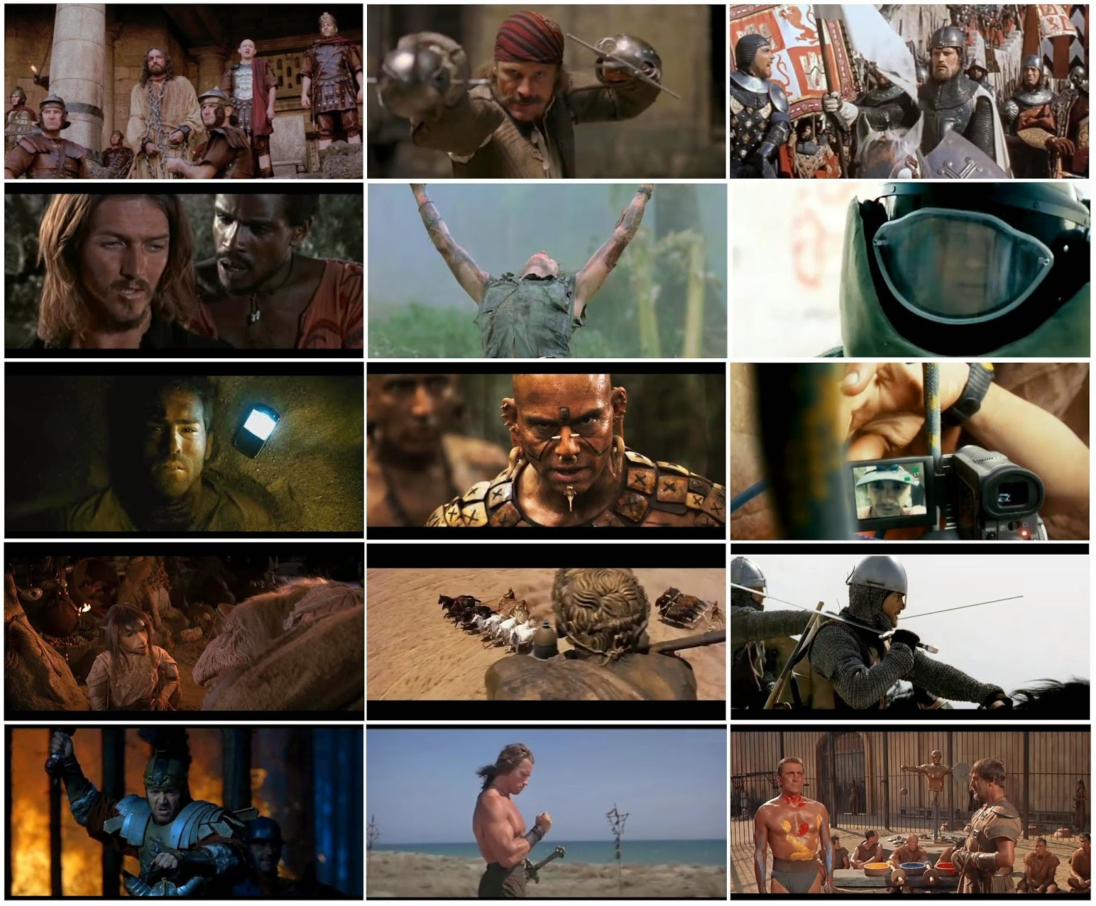 Las 15 pelis que me gusta ver en Semana Santa - el torblogdita - el fancine - ÁlvaroGP - Cine Semana Santa