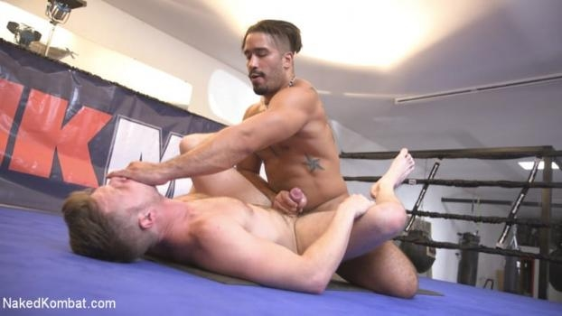 Trey Turner, Brian Bonds Two muscled hunks back for redemption!