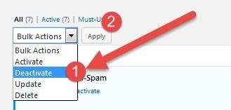 bulk actions-acciones masivas botón