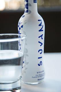 Agua de mar Siovann