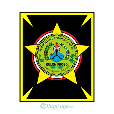 Kabupaten Kulon Progo Logo Vector