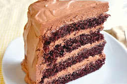 Amazing Chocolate Buttercream Cake Recipe