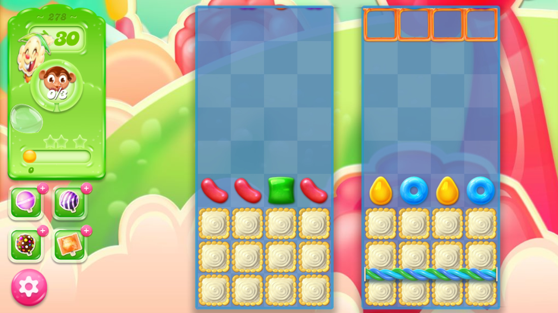 Candy Crush Jelly Saga 278