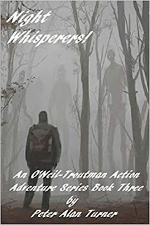 Night Whisperers! (Author Interview)