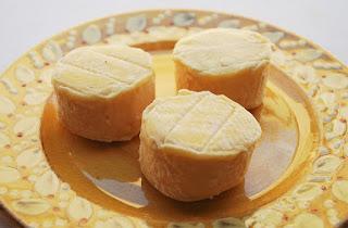 Muffins carottes-brebis