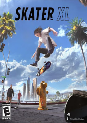 Capa do Skater XL - The Ultimate Skateboarding Game