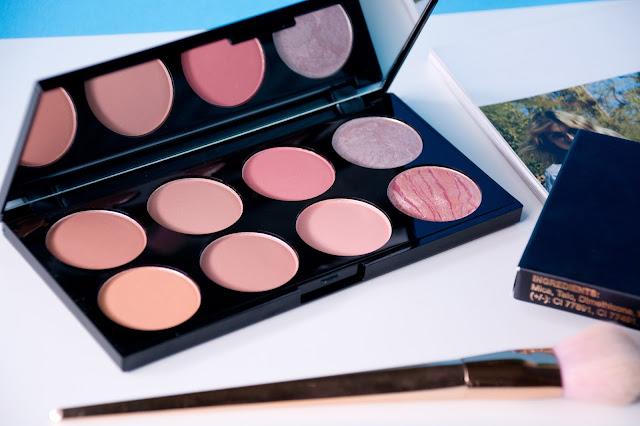 "Makeup Revolution Ultra Blush Palette ""Hot Spice"""