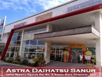 Astra Daihatsu Sanur Bali