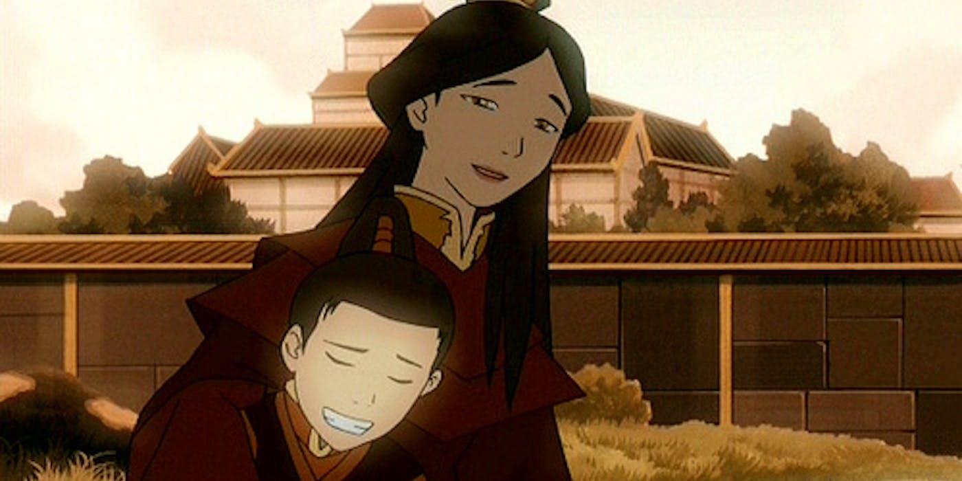 What Happened to Zukos Mom [Avatar The Last Airbender