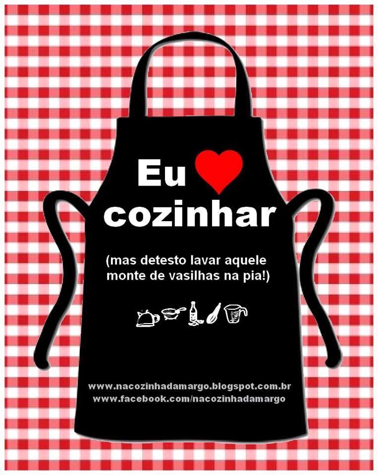 Fabuloso Na Cozinha da Margô: Artes, Frases e Cartazes BN42