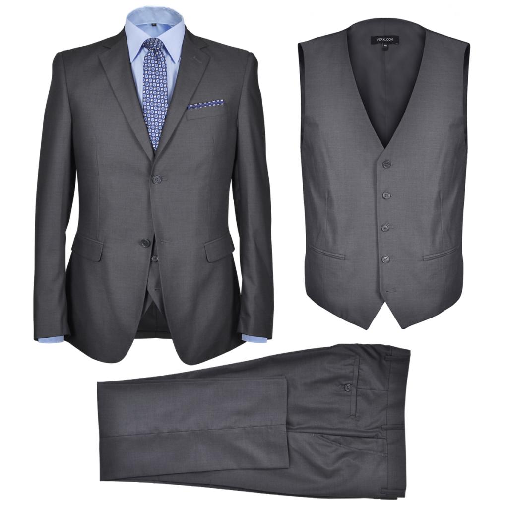 42e3f13a19 Az öltöny általában három részből áll: zakó (öltönykabát), nadrág, mellény.