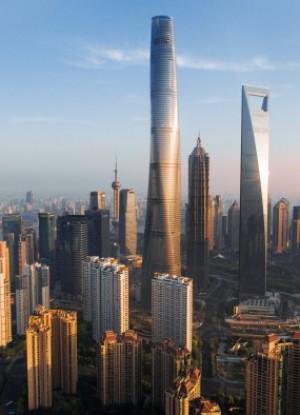 برج شنغهاي تاور