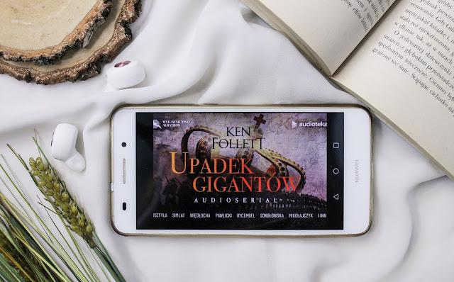 """Upadek gigantów"" Ken Follett - audiobook"
