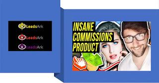 leadsark - insane commission