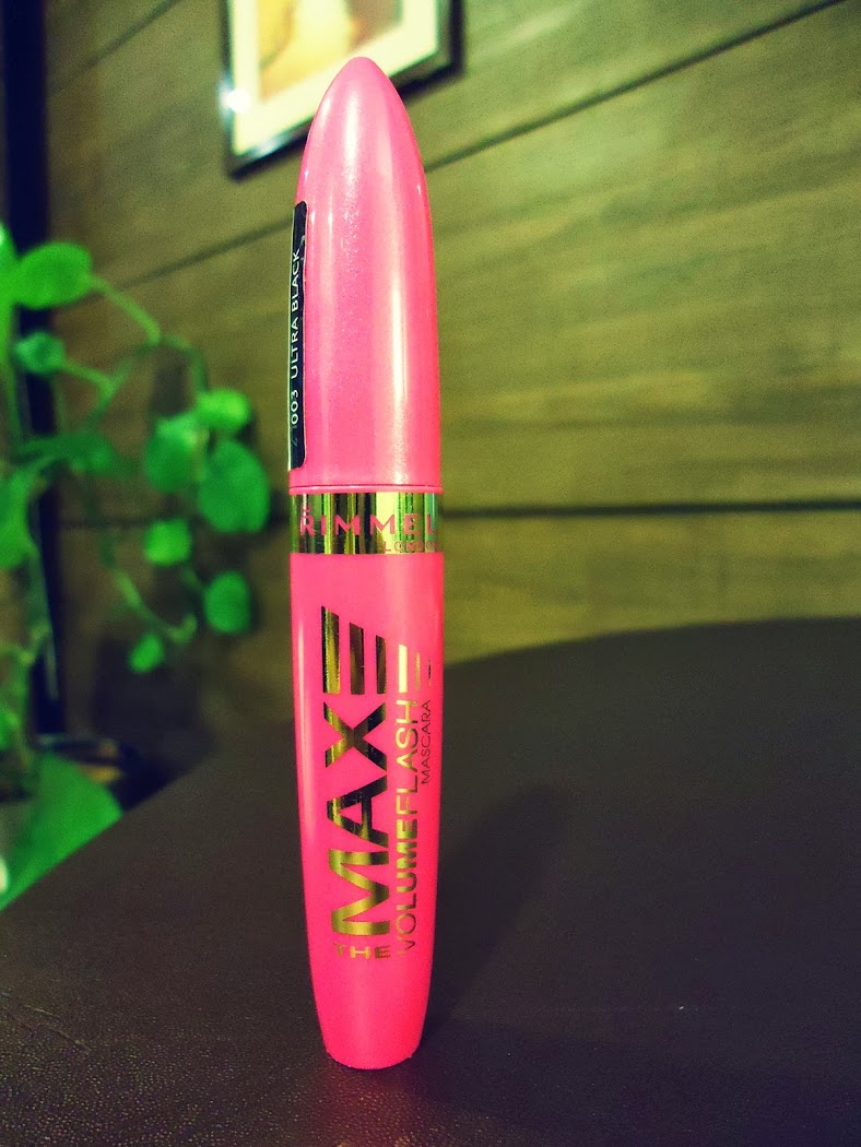 The Max Volume Flash Mascara by Rimmel London