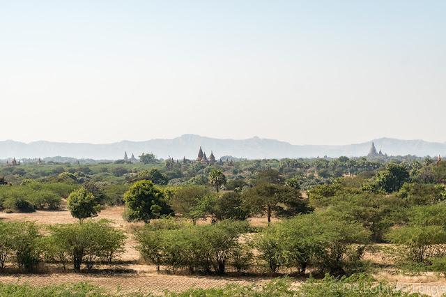 Temples - Bagan - Birmanie Myanmar