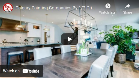 Calgary Painting Companies - incredible Painting & Repainting Services For Economical People