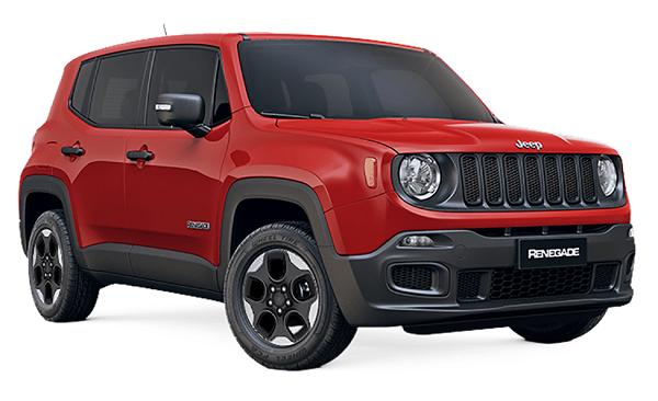 Ficha Técnica: Jeep Renegade Sport (2018)