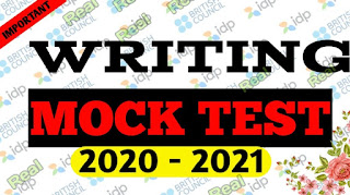 Writing task-2 (MOCK TEST)