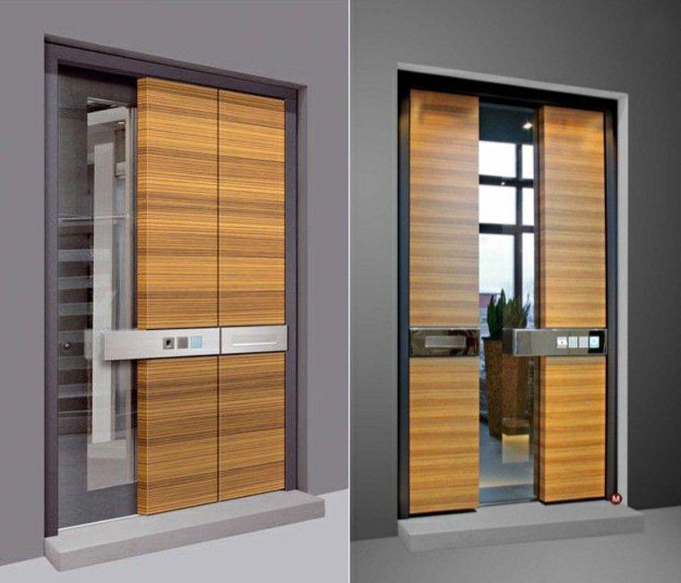 Favori Blog 75: Photos: Portes et Portails-Portes d'entrée design : le  SX36