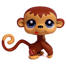 Littlest Pet Shop Pets on the Go Monkey (#1843) Pet