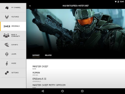 Halo Channel app for Android and iOS released, Windows Phone version coming soon