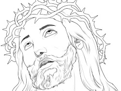 jesus drawings draw drawing god cross tattoo christ line cool face realistic religious magnificent slodive hands crazy fabulous sketch sketches
