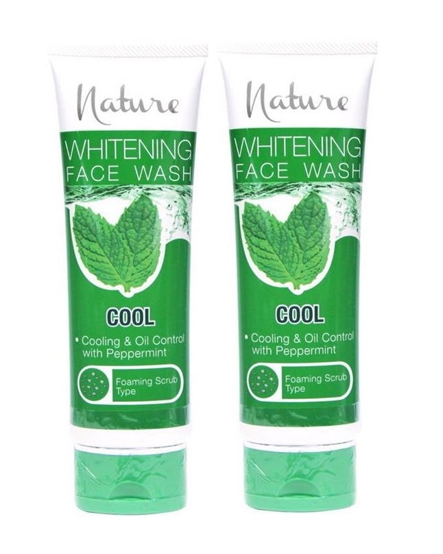 Pack Of 2 - Nature Cool Face Wash 100 ml