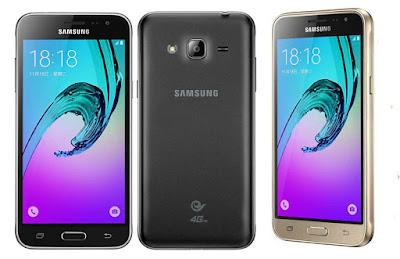Samsung Galaxy J3 - Harga da Spesifikasi lengkap Terbaru 2016