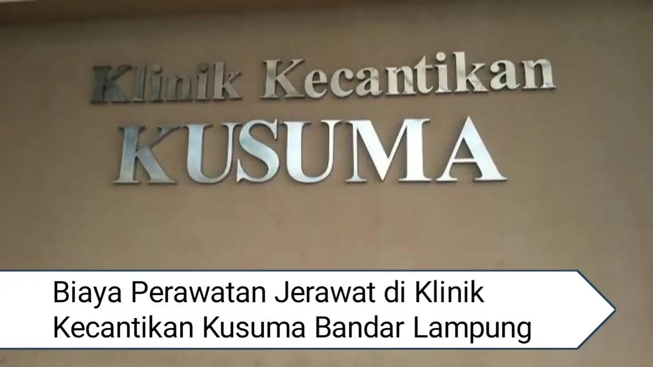 Biaya Suntik Jerawat di Klinik Kecantikan Kusuma Bandar Lampung