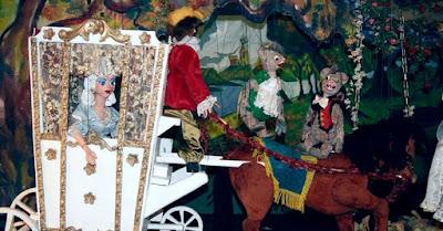 LA CENICIENTA (Marionetas en Familia) 2