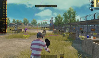#CODE112 Link Download File Cheats PUBG Mobile Emulator 13-14 Januari 2020