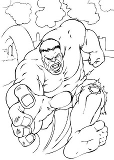 hulk hands coloring pages   Incredible Hulk Coloring Pages   Coloring Pages to Print
