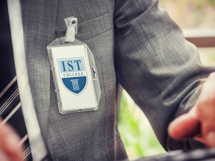 ist-college-badge