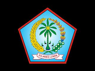 PROVINSI SULAWESI UTARA Free Vector Logo CDR, Ai, EPS, PNG