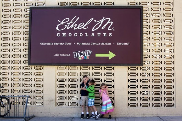 Chocolate Factory Tour, em Las Vegas