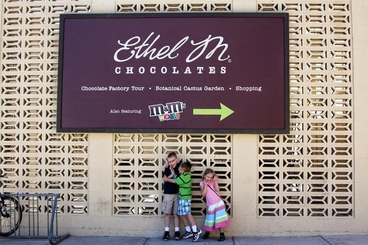 Chocolate Factory Tour, em Las Vegas