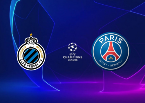 Club Brugge vs PSG Full Match & Highlights 15 September 2021