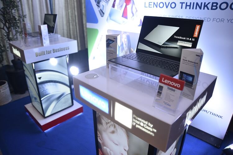 Lenovo Outs ThinkBook 14 and ThinkBook 15 Laptops in PH