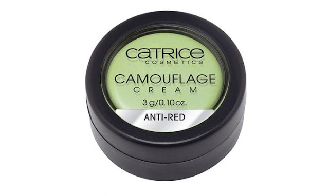 Catrice Camouflage Cream, Color Corrector, Concealer, foundation hijau, krim menyamarkan jerawat, krim untuk jerawat, primer,  base Make up, Colour Correcting Primer, concealer murah, color corrector bagus dan murah, concealer hijau yang bagus, concealer bagus,