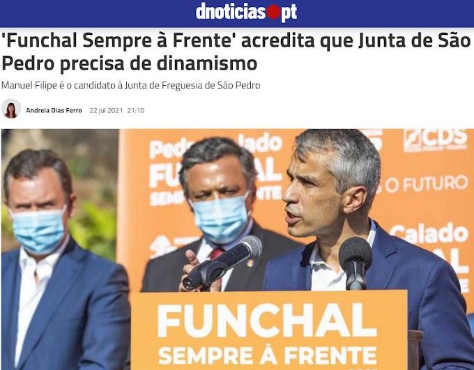 """""""Bunuite"""" candidato que arranjaram para São Pedro!"""