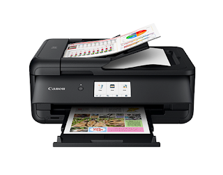 Canon PIXMA TS9520 Printer Driver Download