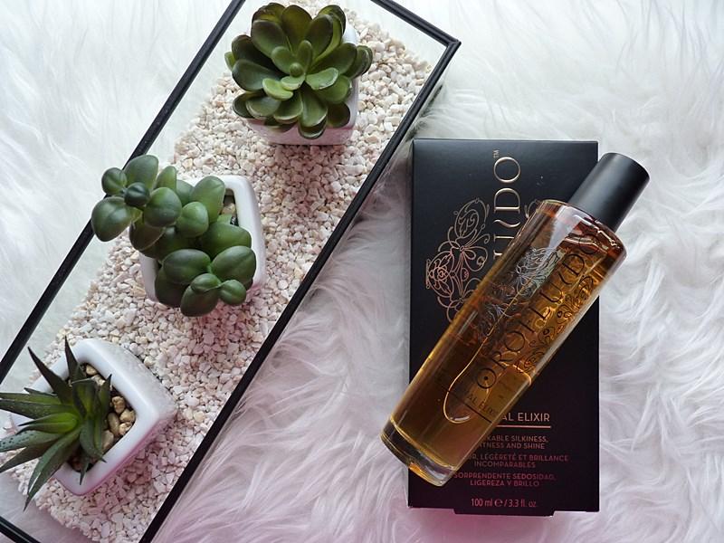 Orofluido Elixir - Olejek pielęgnacyjny do pielęgnacji każdego rodzaju włosów