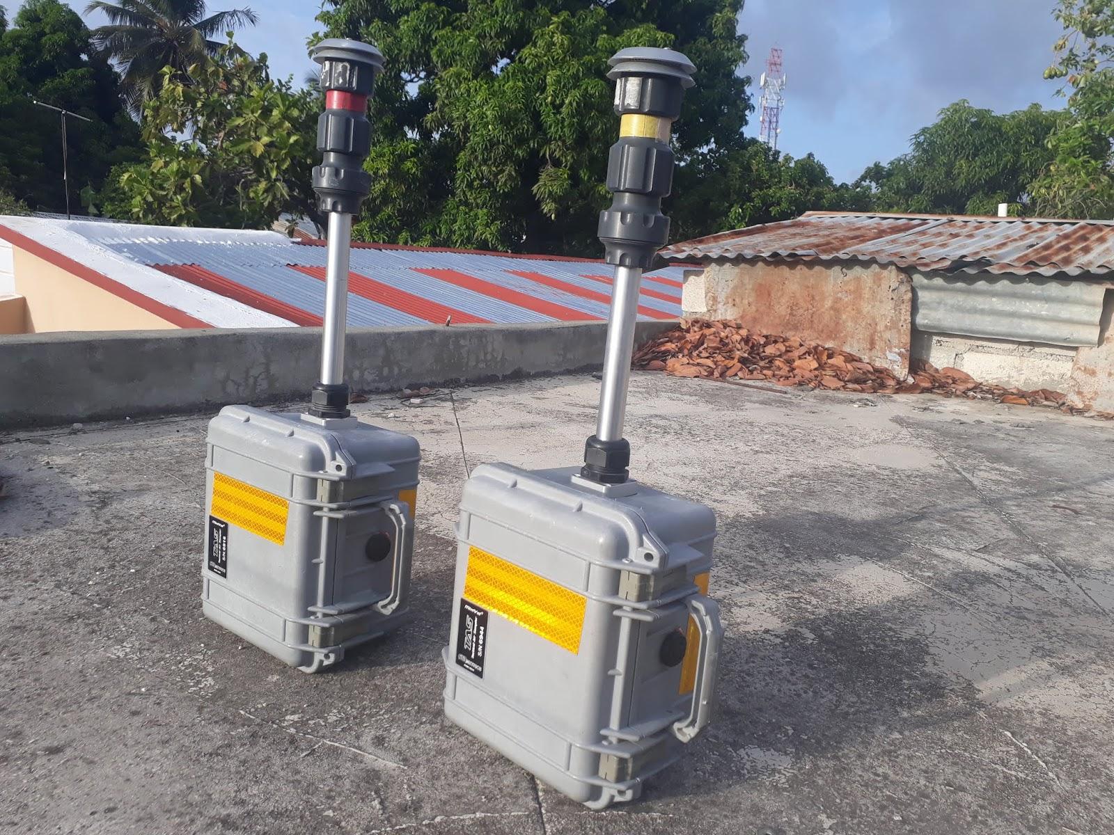 Medio Ambiente analiza niveles de ruido y polvillo emitidos por la Fábrica de Block Khoury Industrial