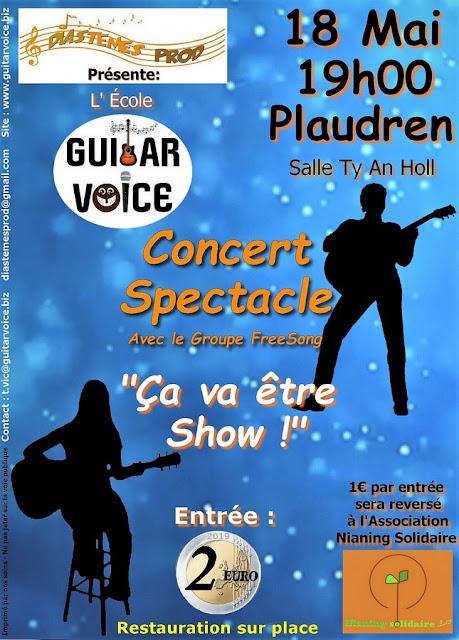 Cliquez sur l'affiche pour découvrir toutes les vidéos du concert.