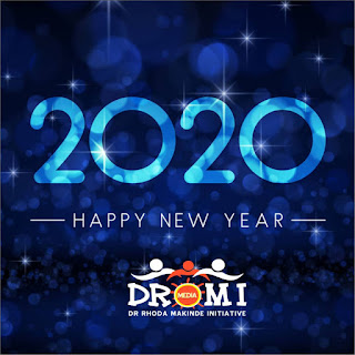 Dromi wishing you all a prosperous new year