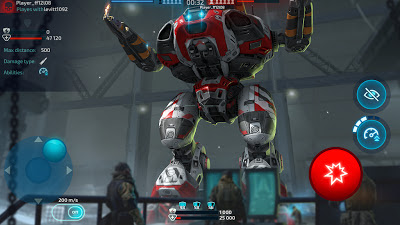 Robot Warfare: Mech battle النسخة المهكرة