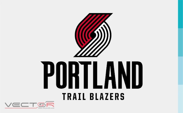 Portland Trail Blazers Logo - Download Vector File SVG (Scalable Vector Graphics)