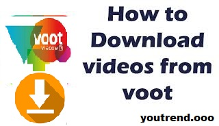 How do I download a video from Voot on a PC or android ?